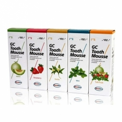 GC Tooth Mousse 5x35ml, balení po 5 kusech